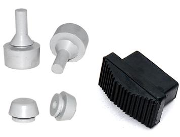 Pés de Borracha para Escadas Real Polymers